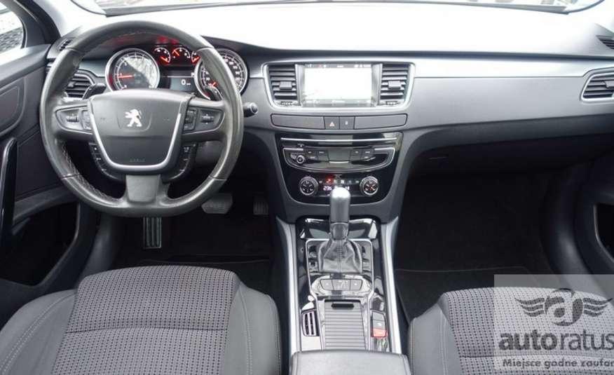 Peugeot 508 F-ra VAT 23% Automat 100% Org. Lakier Szklany Dach zdjęcie 5