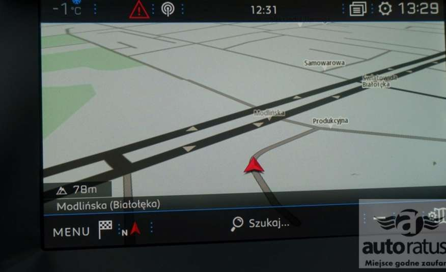 Peugeot 508 F-ra VAT 23% Automat 100% Org. Lakier Szklany Dach zdjęcie 7
