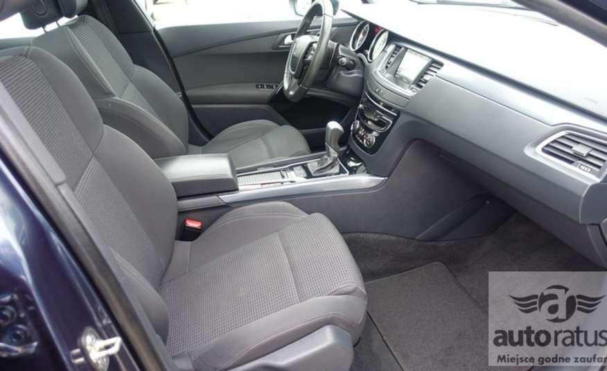 Peugeot 508 F-ra VAT 23% Automat 100% Org. Lakier Szklany Dach zdjęcie 10