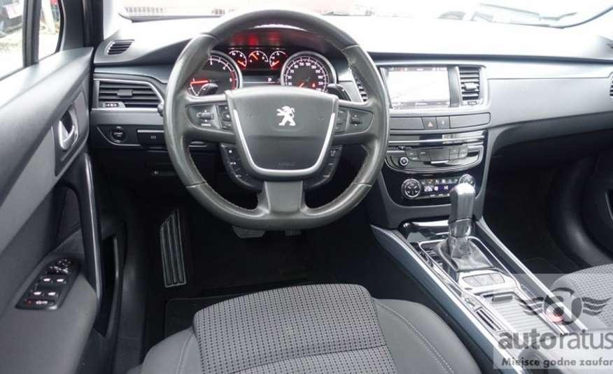 Peugeot 508 F-ra VAT 23% Automat 100% Org. Lakier Szklany Dach zdjęcie 11