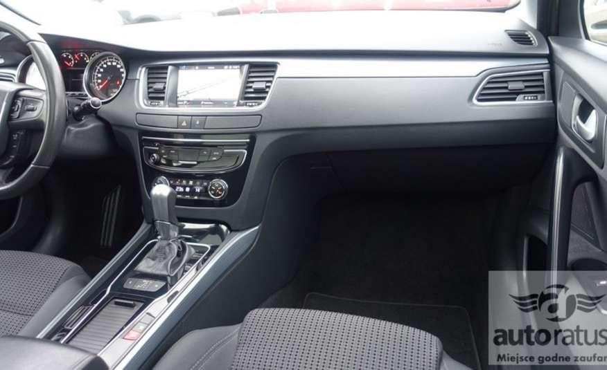 Peugeot 508 F-ra VAT 23% Automat 100% Org. Lakier Szklany Dach zdjęcie 12