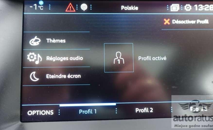 Peugeot 508 F-ra VAT 23% Automat 100% Org. Lakier Szklany Dach zdjęcie 17