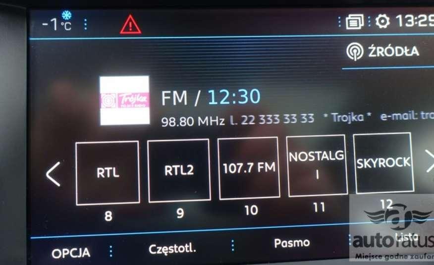 Peugeot 508 F-ra VAT 23% Automat 100% Org. Lakier Szklany Dach zdjęcie 19