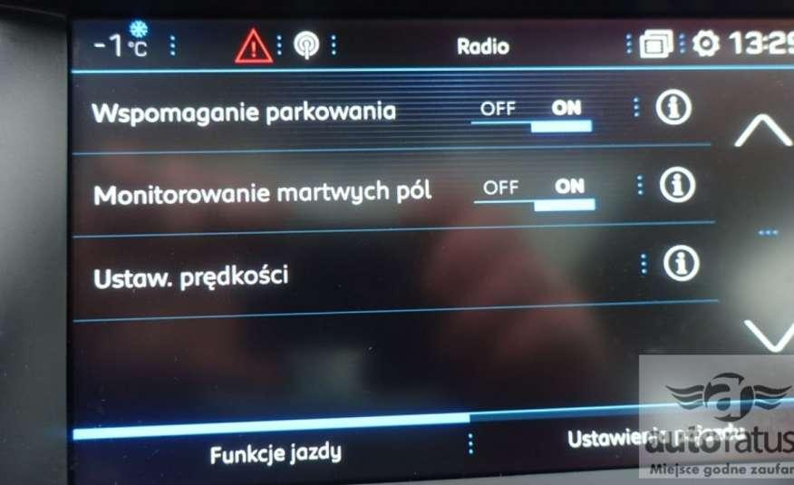 Peugeot 508 F-ra VAT 23% Automat 100% Org. Lakier Szklany Dach zdjęcie 20