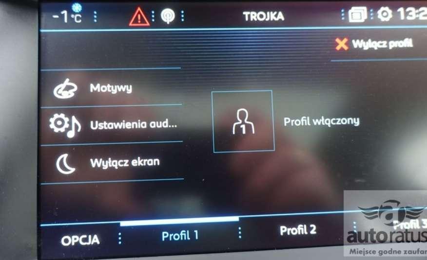 Peugeot 508 F-ra VAT 23% Automat 100% Org. Lakier Szklany Dach zdjęcie 21