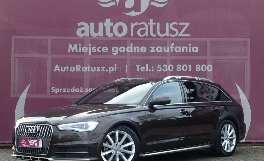Audi A6 Allroad F-ra VAT 23% Allroad Quattro Panorama Bezwypadkowy zdjęcie 2