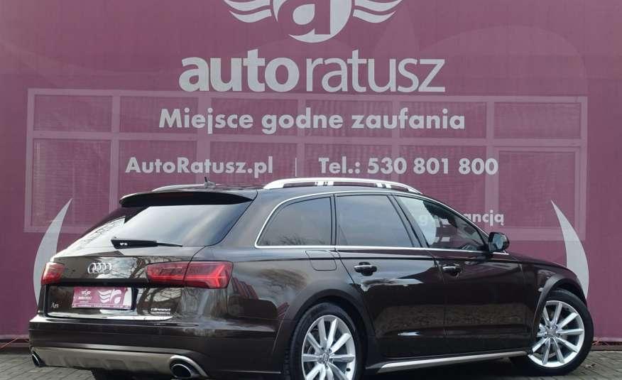 Audi A6 Allroad F-ra VAT 23% Allroad Quattro Panorama Bezwypadkowy zdjęcie 3