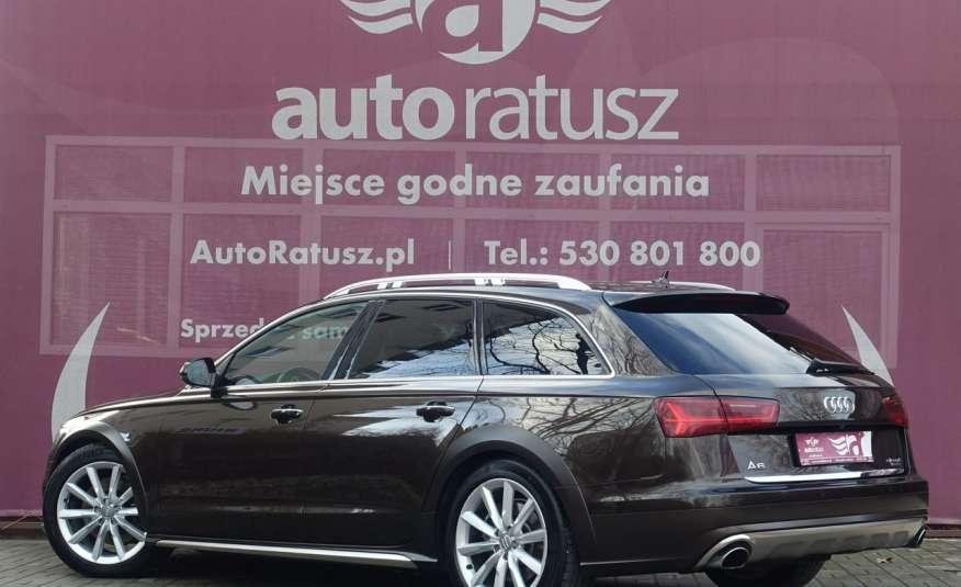 Audi A6 Allroad F-ra VAT 23% Allroad Quattro Panorama Bezwypadkowy zdjęcie 4
