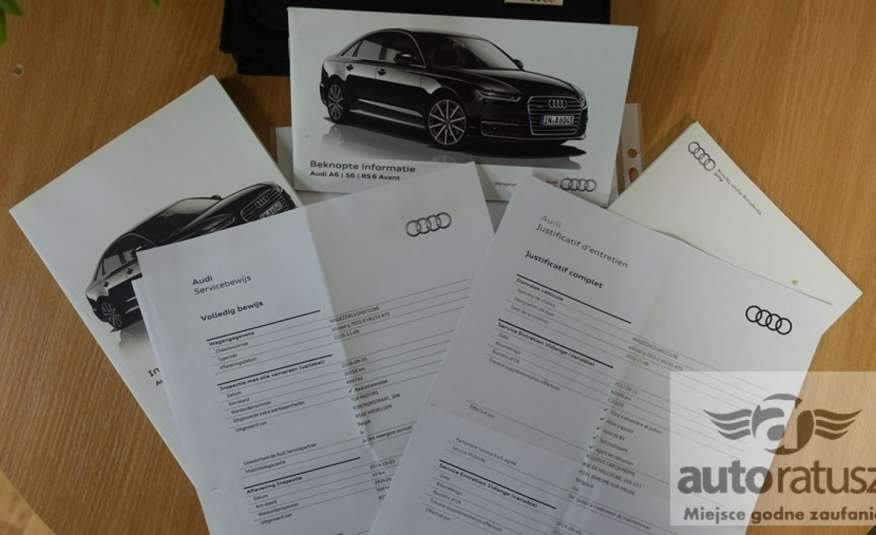 Audi A6 Allroad F-ra VAT 23% Allroad Quattro Panorama Bezwypadkowy zdjęcie 22