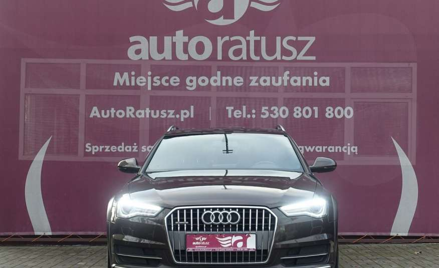 Audi A6 Allroad F-ra VAT 23% Allroad Quattro Panorama Bezwypadkowy zdjęcie 23