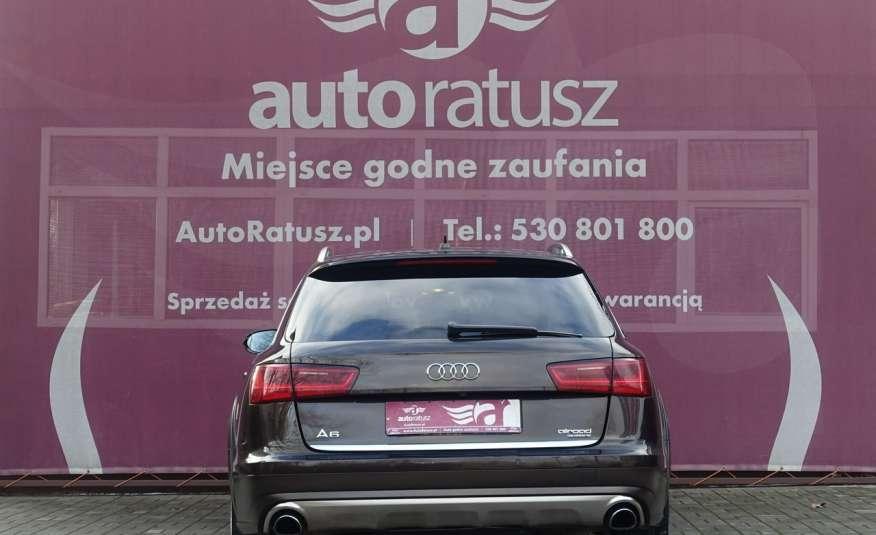 Audi A6 Allroad F-ra VAT 23% Allroad Quattro Panorama Bezwypadkowy zdjęcie 24