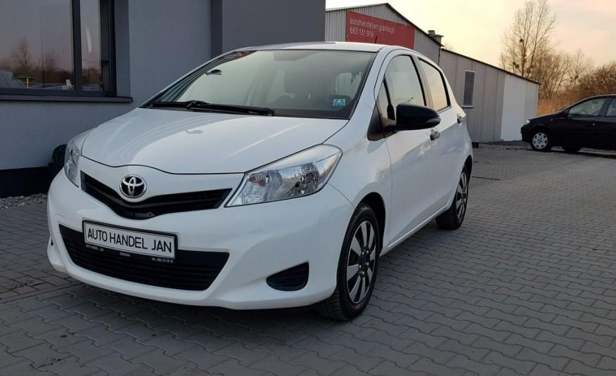 Toyota Yaris Klima zdjęcie 1