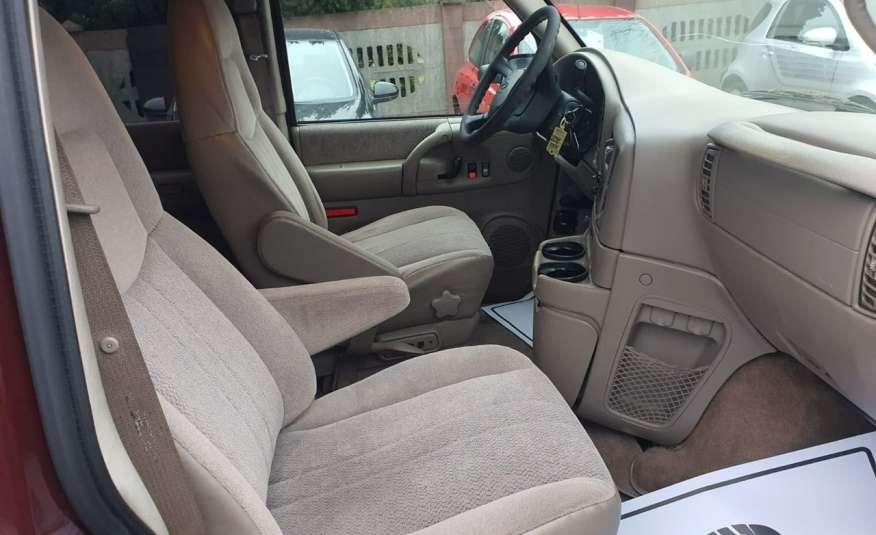 Chevrolet Astro zdjęcie 9