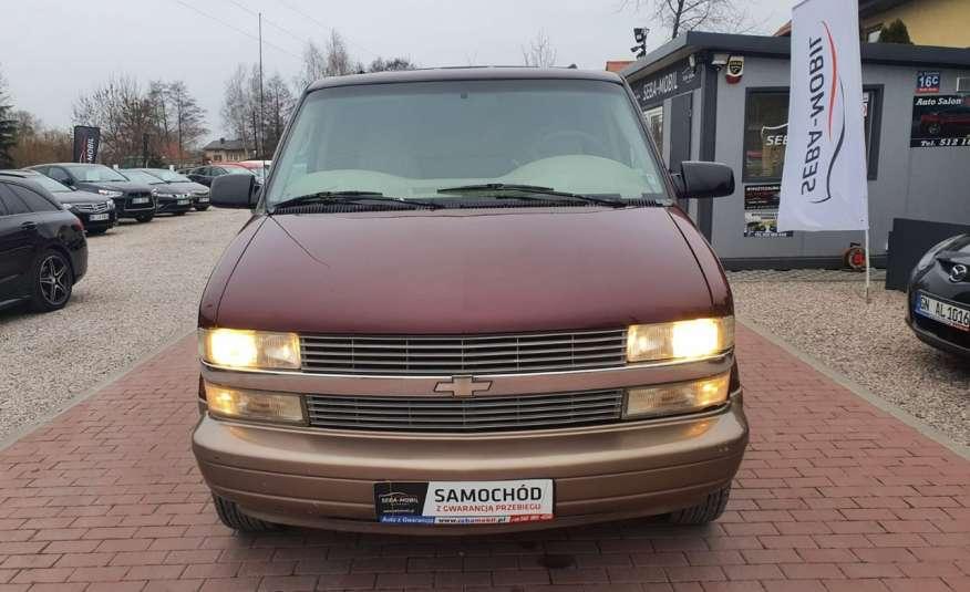 Chevrolet Astro zdjęcie 13