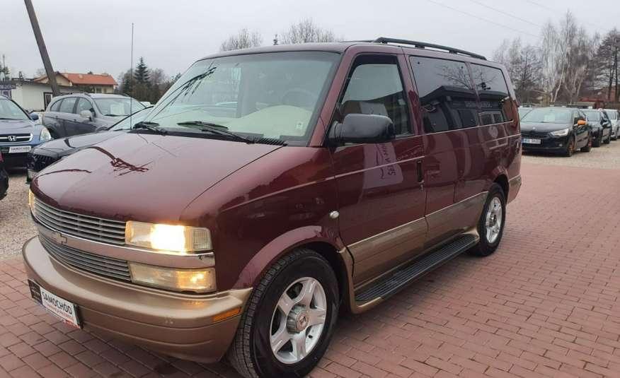 Chevrolet Astro zdjęcie 14