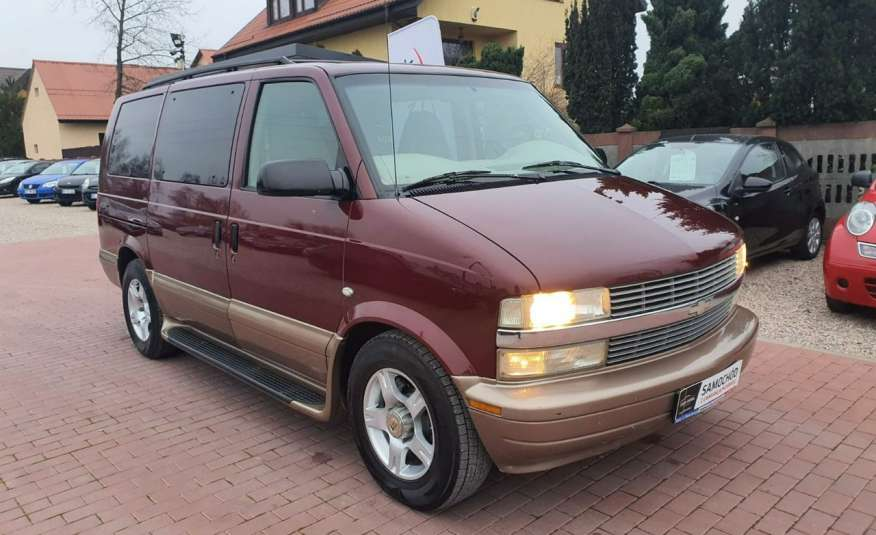 Chevrolet Astro zdjęcie 19