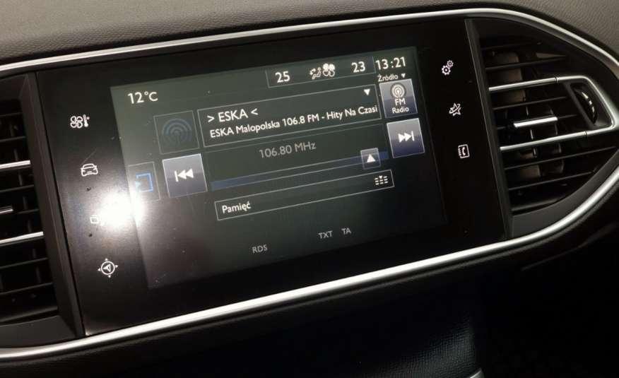 Peugeot 308 Panorama dach Nawi LED zdjęcie 12