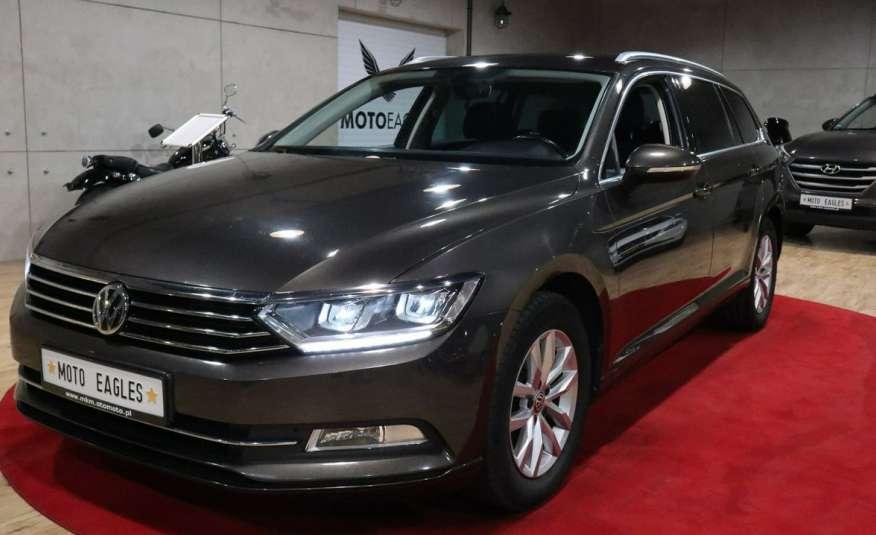 Volkswagen Passat PRZEPIĘKNY PASSAT | Pełny LED | 3xklima | Opłacony | Bardzo ładny zdjęcie 3