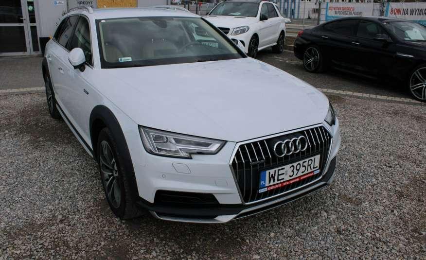 Audi A4 Allroad F-Vat, Gwarancja, Navi.4x4, Automat, Kamera cofania, Grzane Fotele, Sal.PL zdjęcie 3