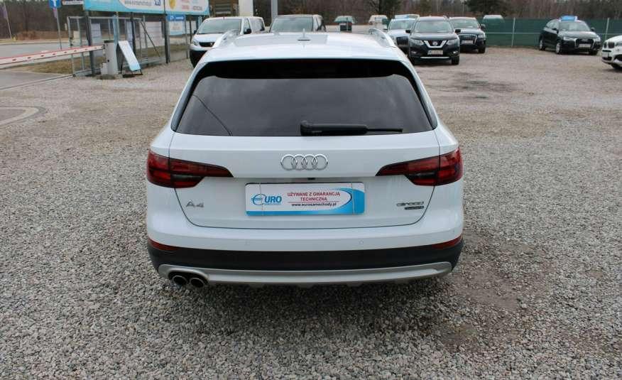 Audi A4 Allroad F-Vat, Gwarancja, Navi.4x4, Automat, Kamera cofania, Grzane Fotele, Sal.PL zdjęcie 5