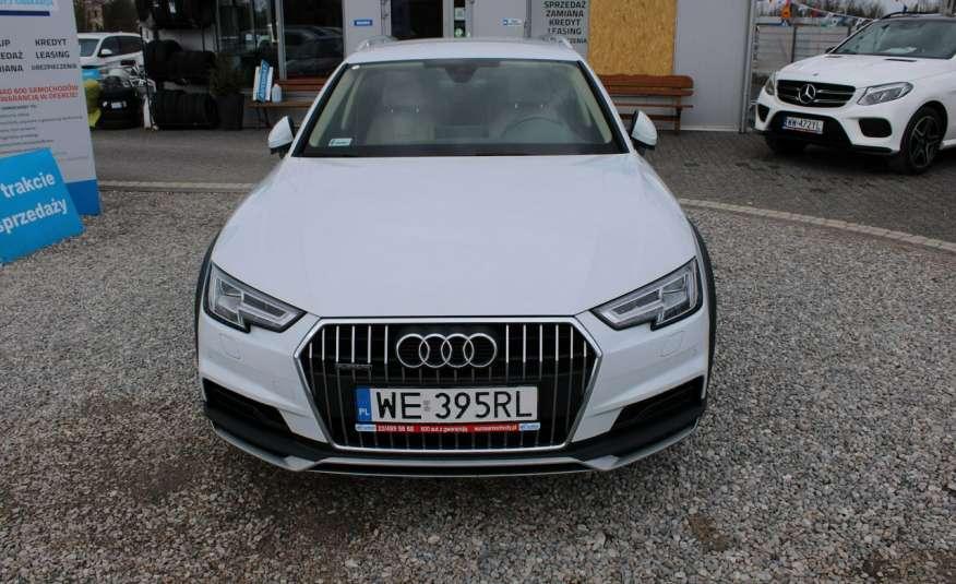 Audi A4 Allroad F-Vat, Gwarancja, Navi.4x4, Automat, Kamera cofania, Grzane Fotele, Sal.PL zdjęcie 10