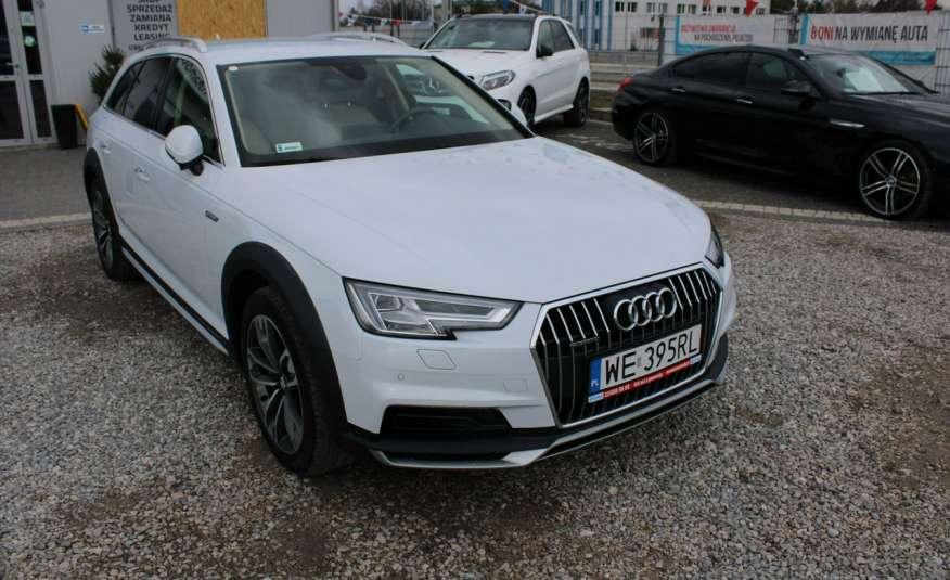Audi A4 Allroad F-Vat, Gwarancja, Navi.4x4, Automat, Kamera cofania, Grzane Fotele, Sal.PL zdjęcie 11