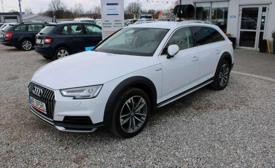 Audi A4 Allroad F-Vat, Gwarancja, Navi.4x4, Automat, Kamera cofania, Grzane Fotele, Sal.PL zdjęcie 12