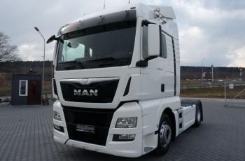 MAN TGX 18.400 / RETARDER / EURO 6 /