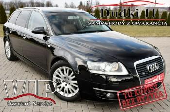 Audi A6 2.7Tdi Xenon.4x4-Quattro, Skóry, Navigacja, Podg.fot.GWARANCJA