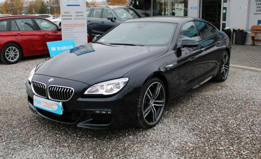 BMW 640 Salon, Skora, Idealny, Szyber, Faktura vat, 52tys kmGrand Coupe. zdjęcie 2