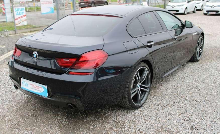 BMW 640 Salon, Skora, Idealny, Szyber, Faktura vat, 52tys kmGrand Coupe. zdjęcie 3