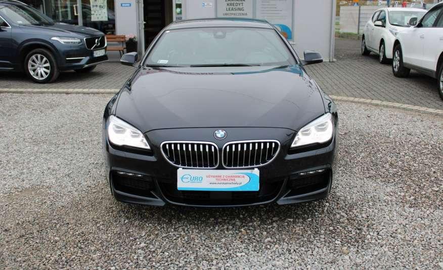 BMW 640 Salon, Skora, Idealny, Szyber, Faktura vat, 52tys kmGrand Coupe. zdjęcie 6