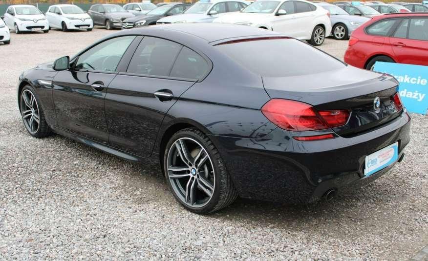 BMW 640 Salon, Skora, Idealny, Szyber, Faktura vat, 52tys kmGrand Coupe. zdjęcie 12