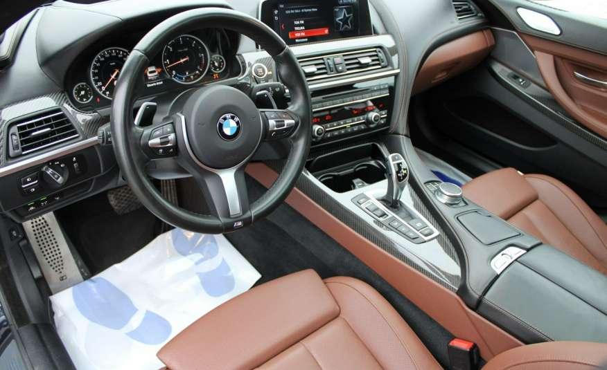 BMW 640 Salon, Skora, Idealny, Szyber, Faktura vat, 52tys kmGrand Coupe. zdjęcie 16