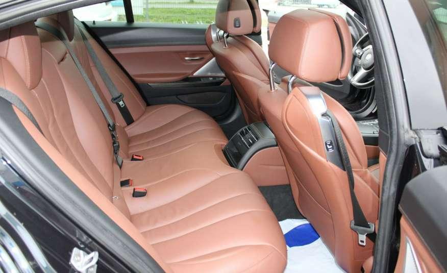 BMW 640 Salon, Skora, Idealny, Szyber, Faktura vat, 52tys kmGrand Coupe. zdjęcie 18