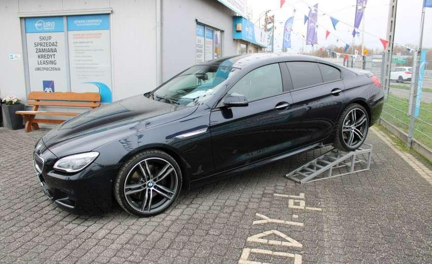 BMW 640 Salon, Skora, Idealny, Szyber, Faktura vat, 52tys kmGrand Coupe. zdjęcie 22