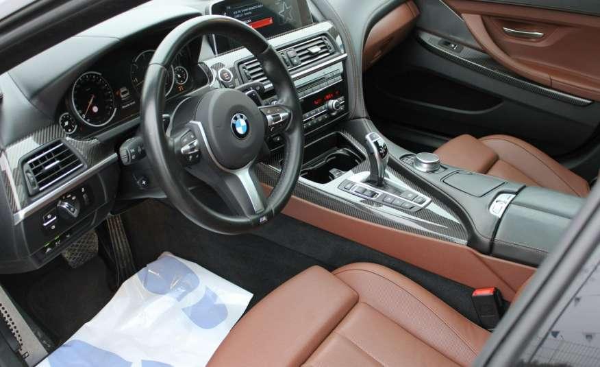 BMW 640 Salon, Skora, Idealny, Szyber, Faktura vat, 52tys kmGrand Coupe. zdjęcie 29