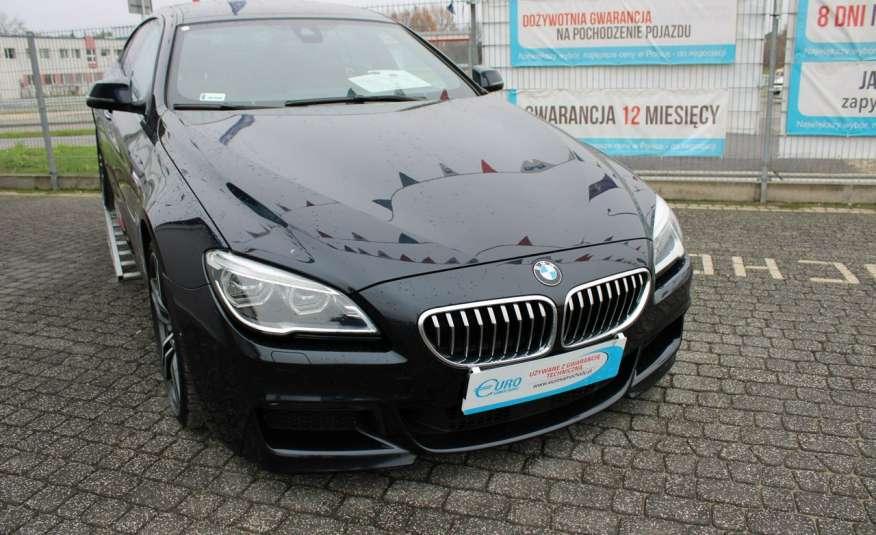 BMW 640 Salon, Skora, Idealny, Szyber, Faktura vat, 52tys kmGrand Coupe. zdjęcie 41