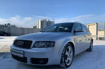 Audi S4 4.2 benz Quattro Automat Navi Szwajcaria