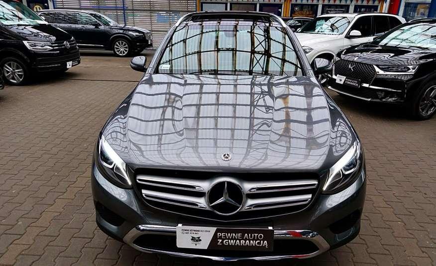 Mercedes GLC 220 3 LATA GWARANCJA Bezwypadkowy 2.2d 4x4 4MATIC Automat IDEAŁ FV23% 4x2 zdjęcie 1