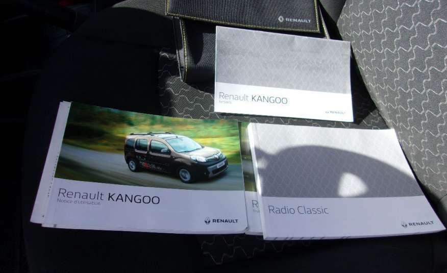 Renault Kangoo zdjęcie 29