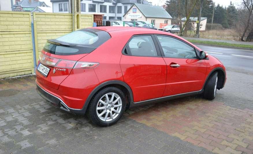 Honda Civic 1.4 iVTEC 100KM Klimatronic OPŁACONY zdjęcie 2