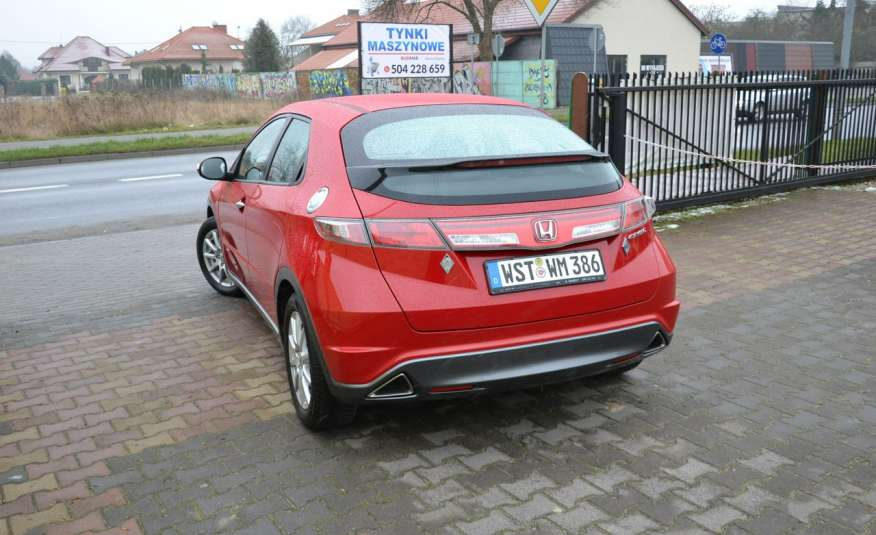 Honda Civic 1.4 iVTEC 100KM Klimatronic OPŁACONY zdjęcie 21