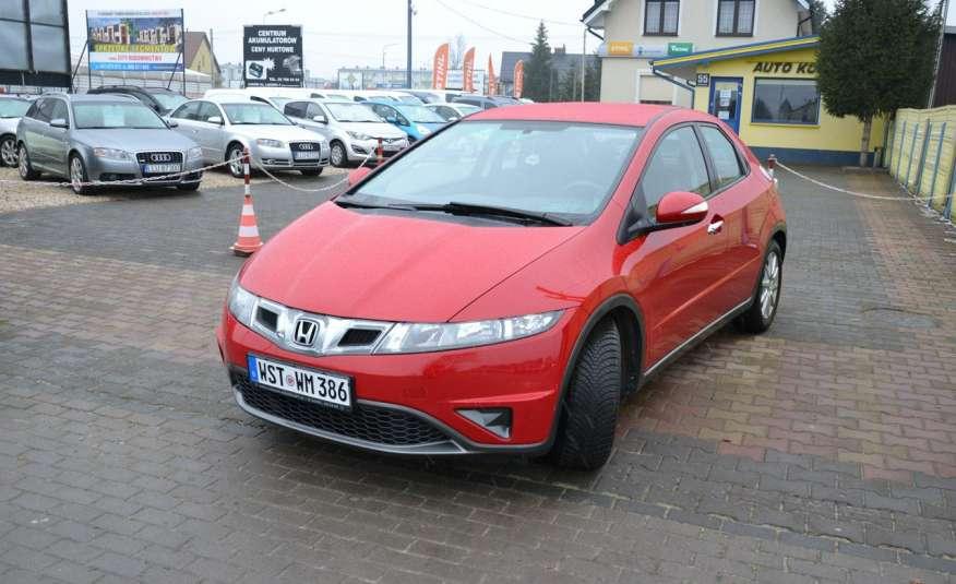 Honda Civic 1.4 iVTEC 100KM Klimatronic OPŁACONY zdjęcie 23