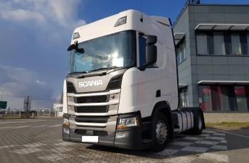Scania R450A4X2NA EURO 6 RETARDER