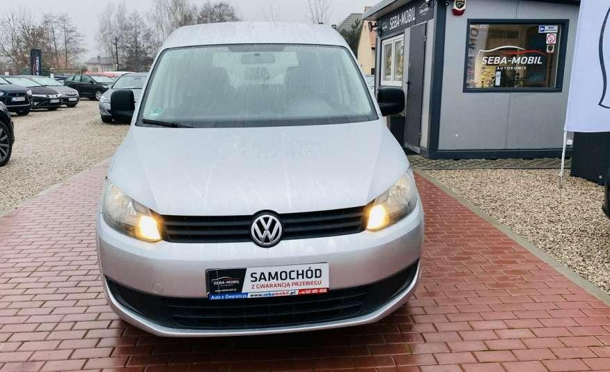 Volkswagen Caddy Serwis, Gwarancja zdjęcie 2