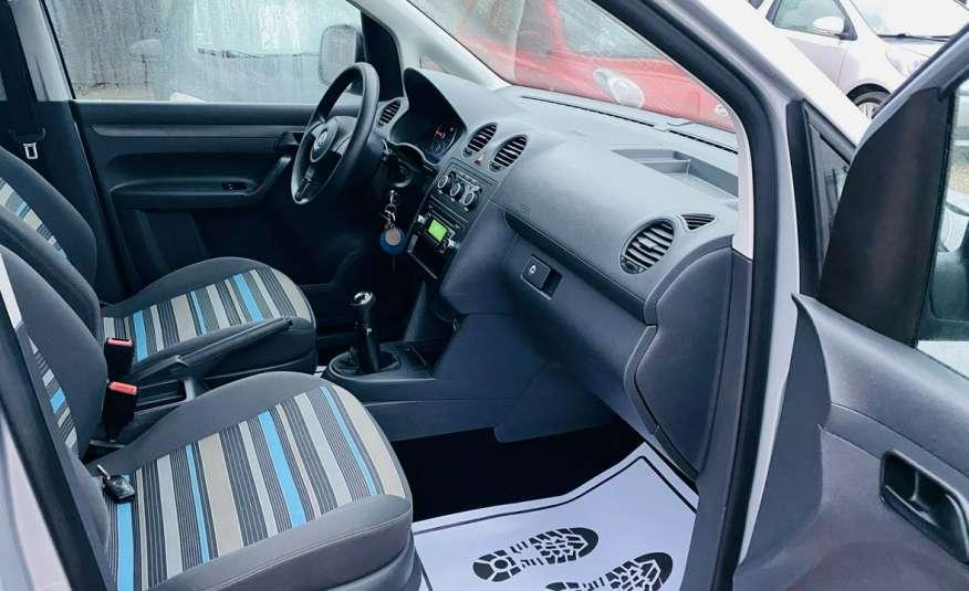 Volkswagen Caddy Serwis, Gwarancja zdjęcie 3