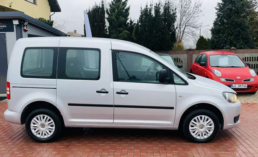 Volkswagen Caddy Serwis, Gwarancja zdjęcie 4