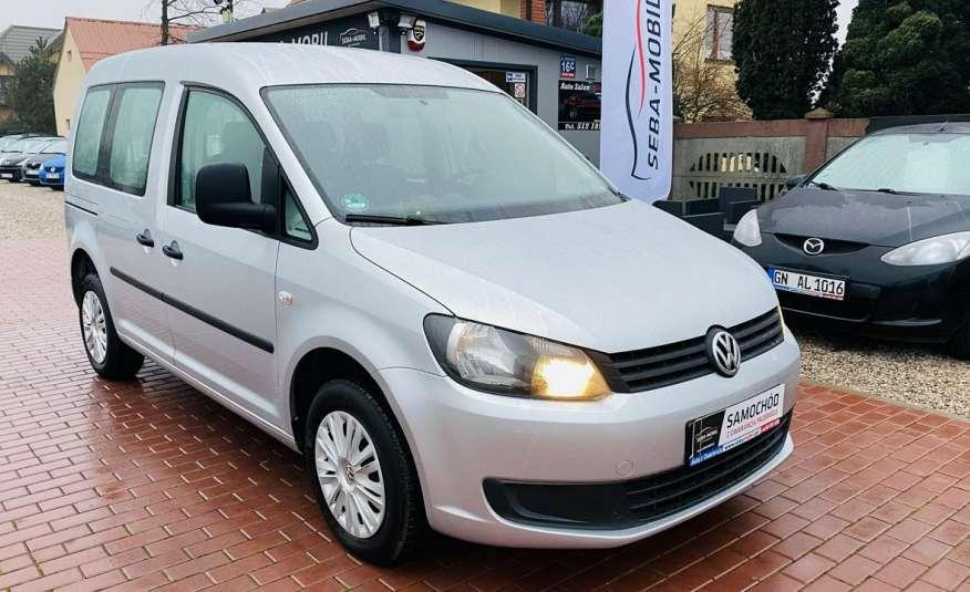 Volkswagen Caddy Serwis, Gwarancja zdjęcie 5