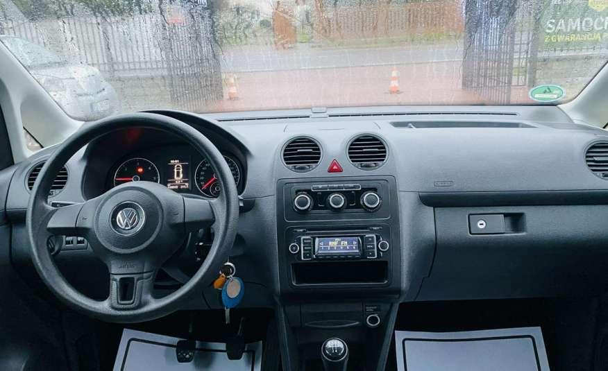 Volkswagen Caddy Serwis, Gwarancja zdjęcie 7
